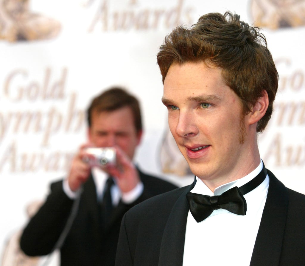 Yes, Even Benedict Cumberbatch Had a Dorky Phase