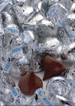 Hershey's Kisses