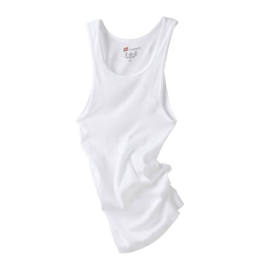 The Ultimate White Tank