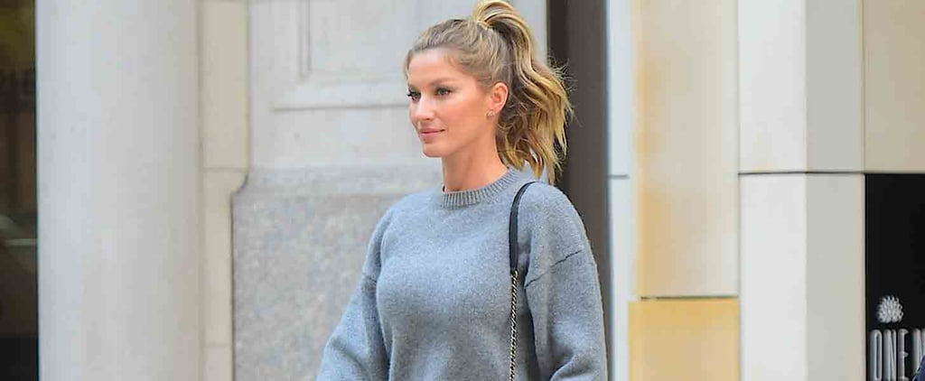This 1 Look Proves Gisele Will Forever Be a Supermodel, Even Off Duty