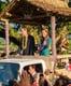 The Royal Couple at Honiara International Airport