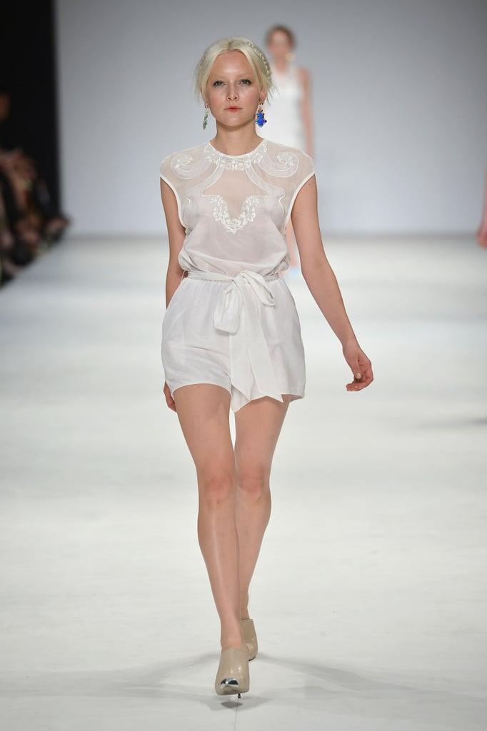 Alice McCall Spring/Summer 2012-2013