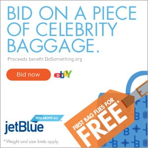 Win a Piece of Celebrity Baggage!