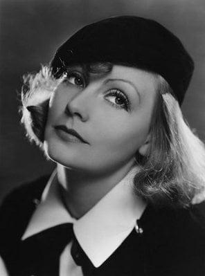 Greta Garbo Beauty Icon