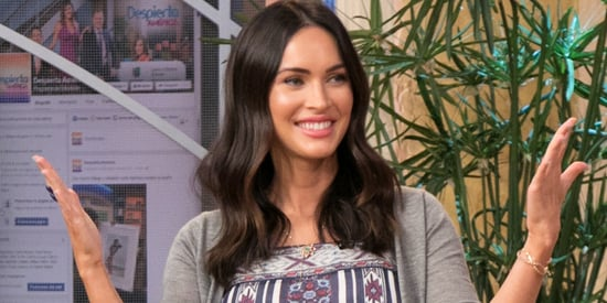 Megan Fox Is Proud Of 'Creating A Human Person' With Brian Austin Green
