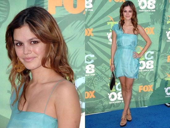 Teen Choice Awards: Rachel Bilson