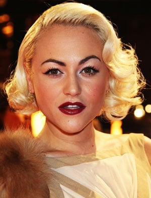Jaime Winstone Hair and Makeup at the 2010 BAFTA Awards
