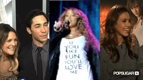 Video of Drew Barrymore and Justin Long at the Going the Distance Premiere, Nick Cannon Addresses Mariah Carey Baby Rumors, and