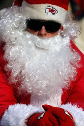 Do You Use Santa as a Threat?
