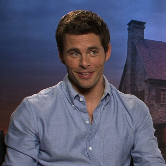 James Marsden on Kate Bosworth in Straw Dogs (Video)