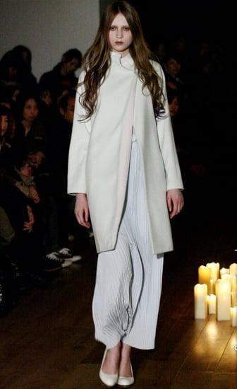Japan Fashion Week: Mikio Sakabe Fall 2009
