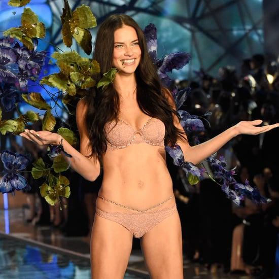 Adriana Lima at Victoria's Secret Fashion Show 2015 Pictures