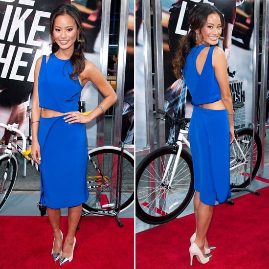 How to Wear Sexy Cut-Outs Well, by Jamie Chung in Cushnie Et Ochs