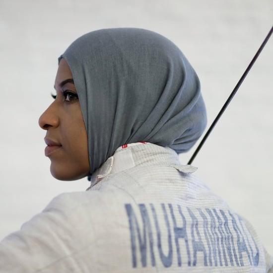 Ibtihaj Muhammad, First American to Wear Hijab at Olympics