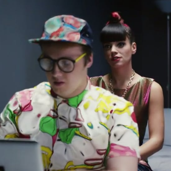 Lily Allen's URL Badman Video Takes On Internet Trolls