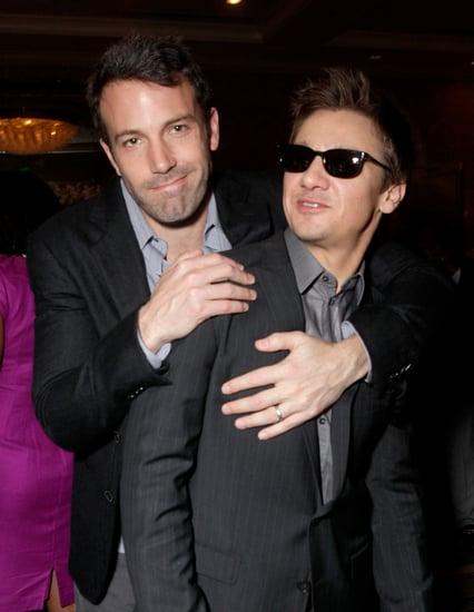 Pictures of Michelle Williams, Ben Affleck, Jennifer Love Hewitt, Darren Aronofsky, Mark Ruffalo, Jeff Bridges at BAFTA LA Tea 2011-01-16 11:40:00