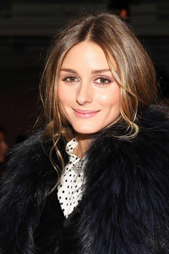 Olivia Palermo at Peter Som