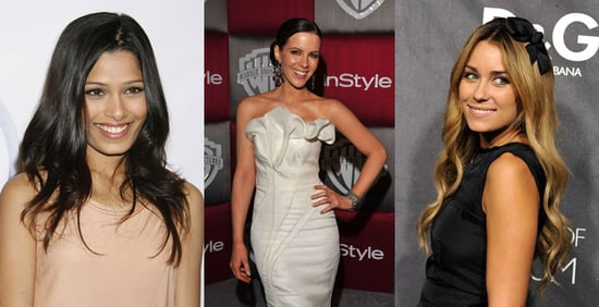 Who Is Your Current Celebrity Girl Crush?