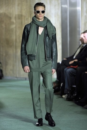 Fall 2009 Men's Trend Report: Monochrome Looks