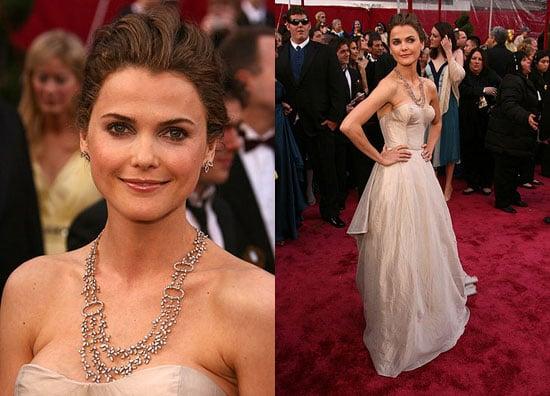 Oscars Red Carpet: Keri Russell