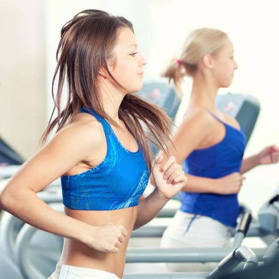 Sprint Interval Treadmill Workout