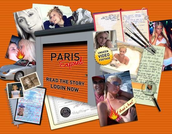 Paris FULLY Exposed