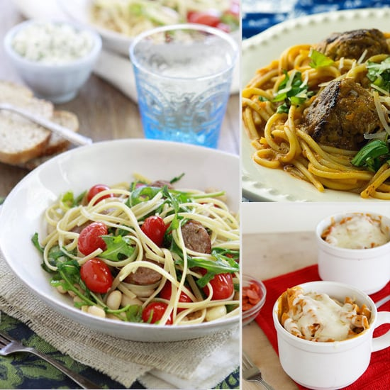 Fast Family Dinner — The Best 30-Minute Pasta Dishes For Families