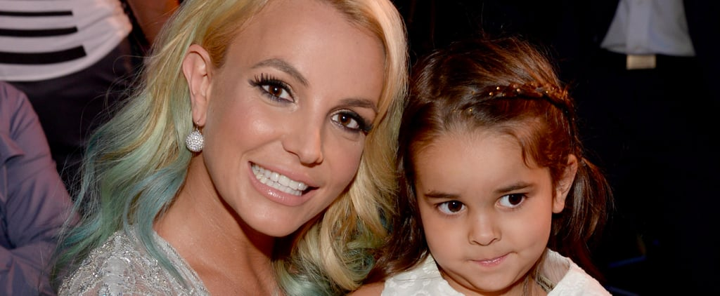 """Britney Spears and Her Niece Celebrate Madonna's Birthday by Dancing Around to """"Vogue"""""""