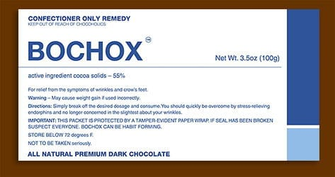 Forget Botox. Try Bochox Instead.