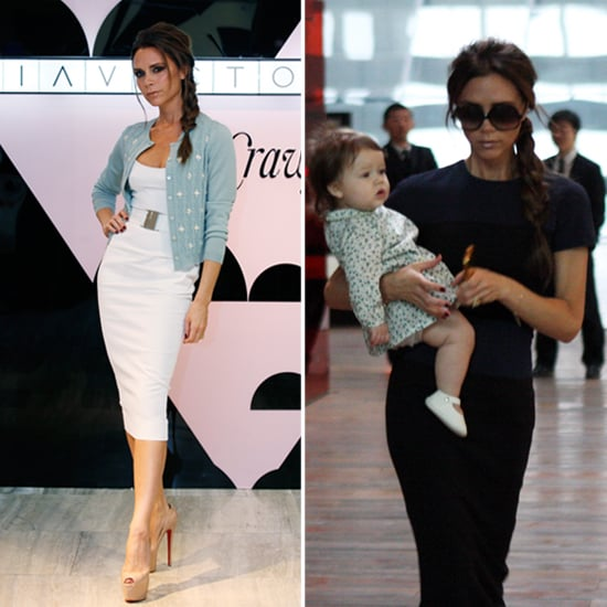 Victoria Beckham Continues Her Tour Across Asia With a Stop in Hong Kong