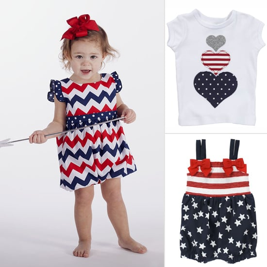 Pretty Patriotic Pieces to Get Her in the Fourth of July Spirit