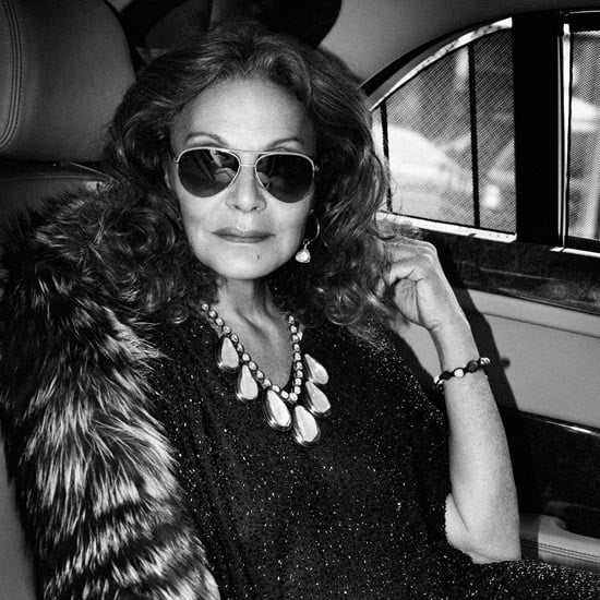 Diane von Furstenberg Interview