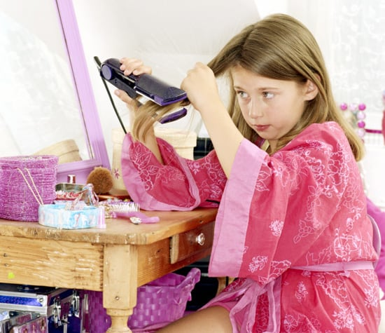 Preteens Spending Lots at Beauty Salons