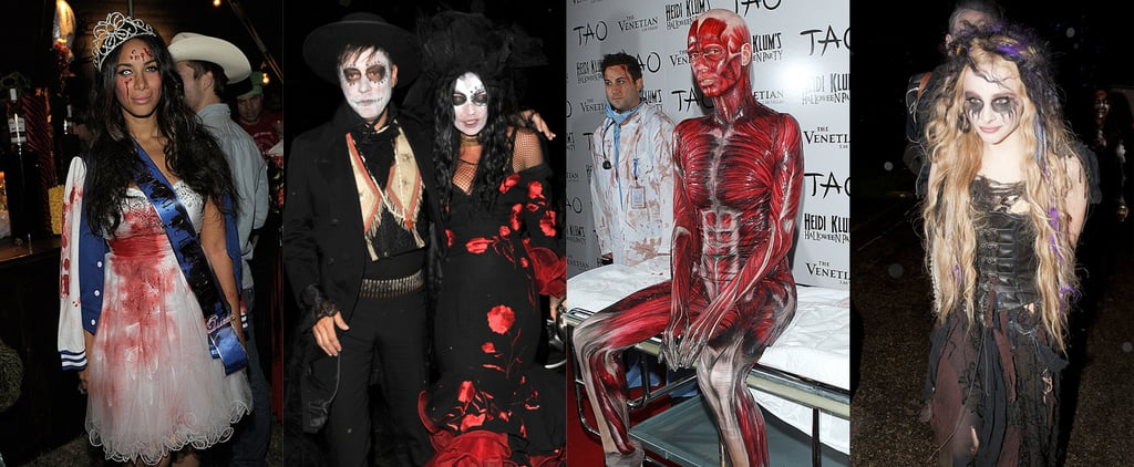 90 Cute, Crazy, and Creepy Celebrity Halloween Costumes