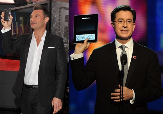 Tech and Gadgets During the 2010 Grammy Awards