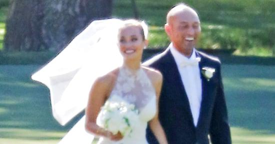 Hannah Davis' Wedding Dress IRL Is Dreamier Than You Imagined