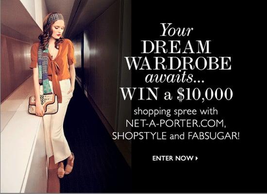 Win a $10,000 Wardrobe From NET-A-PORTER! 2011-03-01 11:45:42