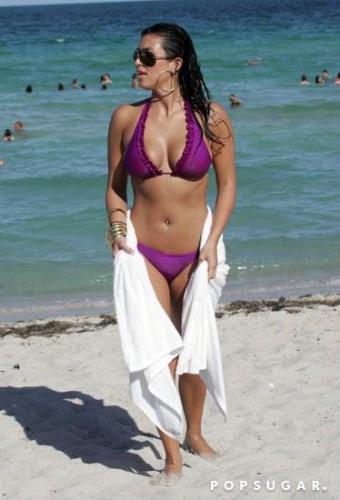 She-hit-ocean-Miami-Beach-during-July-2007-trip-her