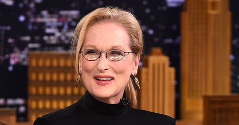 Meryl Streep's Unexpected New Look Is Sheer Perfection