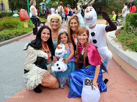 More than 100 Reality Stars Raise $135,000 (and Counting) for Give Kids the World