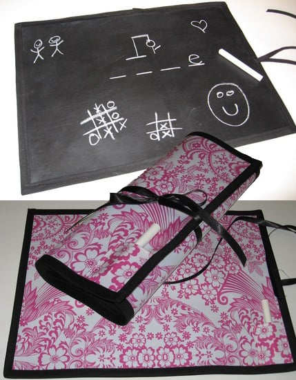 Etsy Find: Chalkboard Placemat