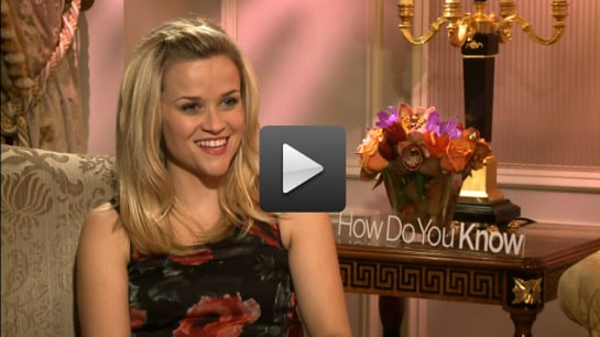Video of Reese Witherspoon Talking About Dating