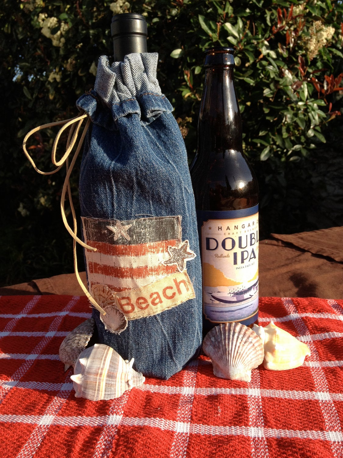 Denim wine carrier 221 upcycling ideas that will blow for Jeans upcycling ideas
