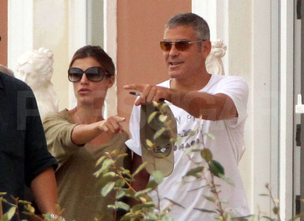 Photos of George Clooney