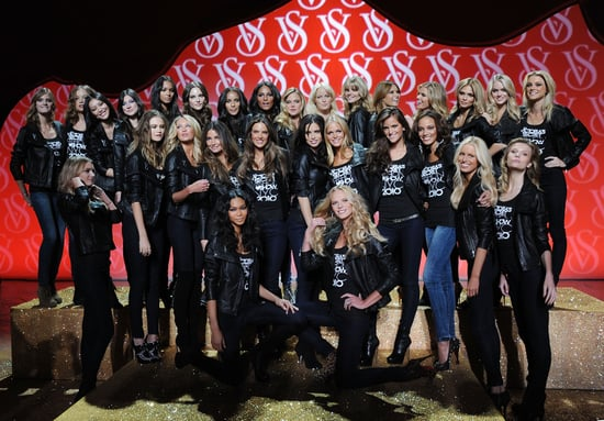 Photos of Victoria's Secret Angels in New York Ahead of 2010 Show