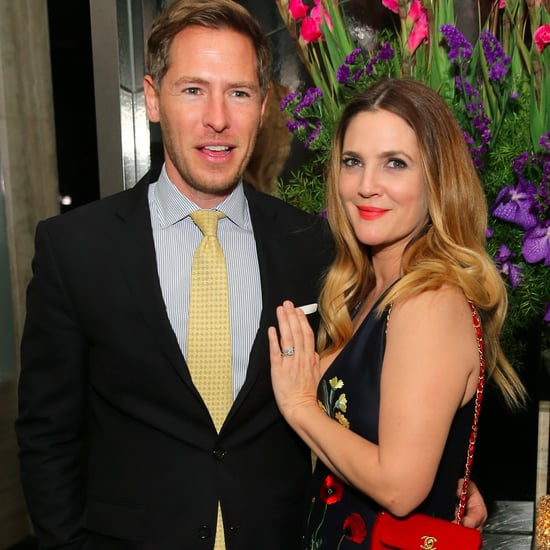 Drew Barrymore and Will Kopelman at Screening in NYC