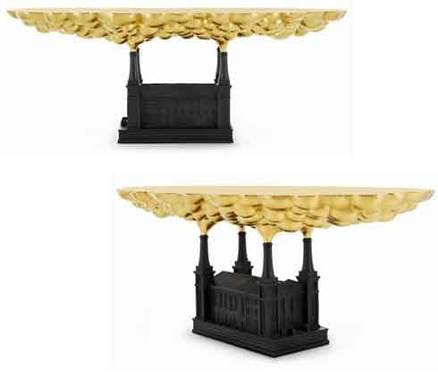 Guess What This Table Was Inspired By?