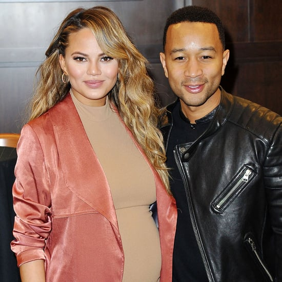 Chrissy Teigen and John Legend Chose to Have a Baby Girl