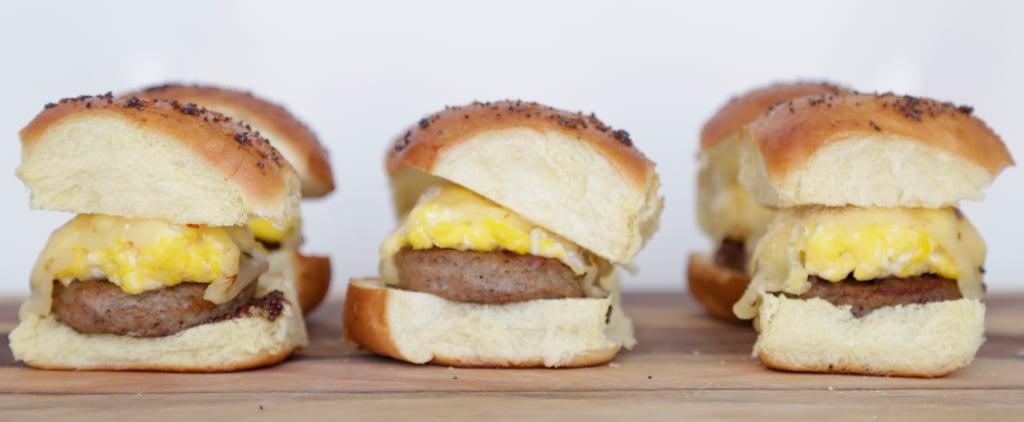 The Ultimate Breakfast Sandwich, Secret Sauce Included