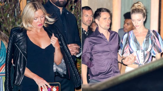 Kate Hudson Shows Up Solo to Same Club Opening as Ex Matthew Bellamy and His Girlfriend